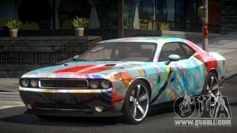 Dodge Challenger SRT GS-U S6 for GTA 4