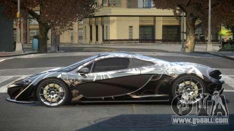 McLaren P1 ERS S10 for GTA 4