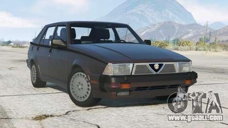 Alfa Romeo Milano Quadrifoglio Verde 1992〡add-on