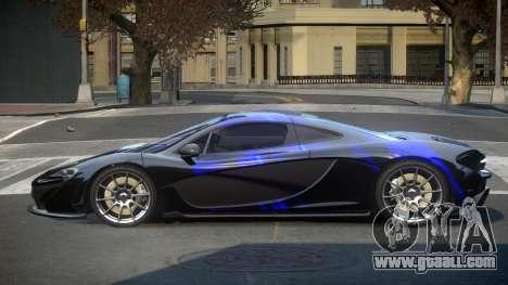 McLaren P1 ERS S3 for GTA 4