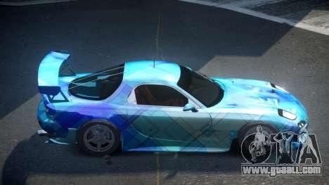 Mazda RX-7 iSI S2 for GTA 4