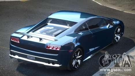 Lamborghini Gallardo SP-Q for GTA 4