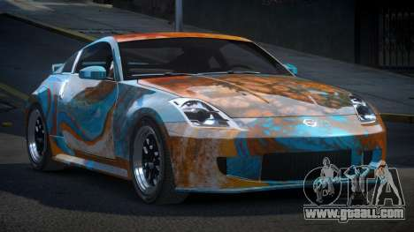 Nissan 350Z iSI S5 for GTA 4