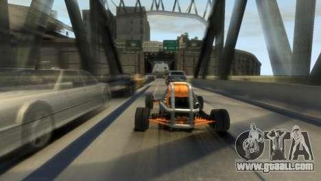 Vehicle Pack SA for GTA 4