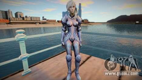 Lightning skin v2 for GTA San Andreas