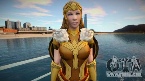 Hippolyta from DC Legends for GTA San Andreas