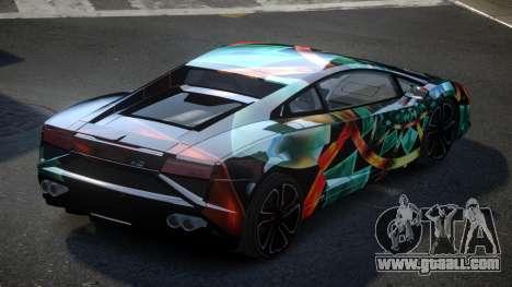 Lamborghini Gallardo IRS S9 for GTA 4