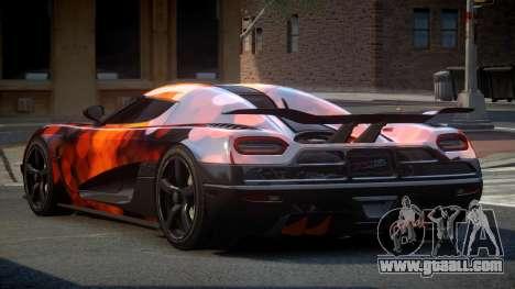 Koenigsegg Agera US S8 for GTA 4