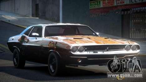 Dodge Challenger BS-U S3 for GTA 4