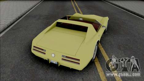 Coquette for GTA San Andreas