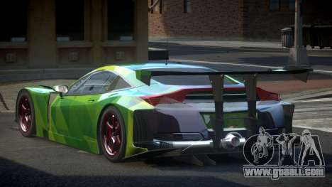 Honda HSV US S4 for GTA 4