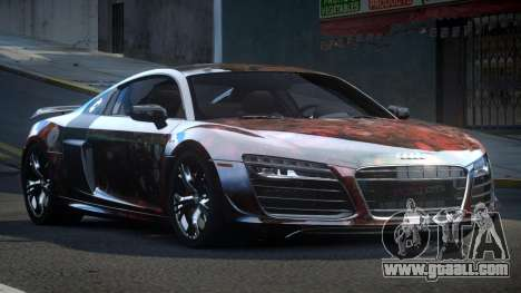 Audi R8 ERS S1 for GTA 4