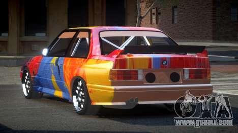BMW M3 E30 GS-U S4 for GTA 4