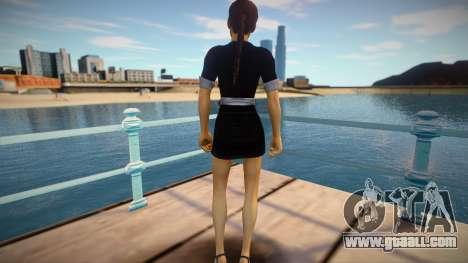 Lara Croft: Costume 2 for GTA San Andreas