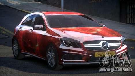 Mercedes-Benz A45 US S3 for GTA 4