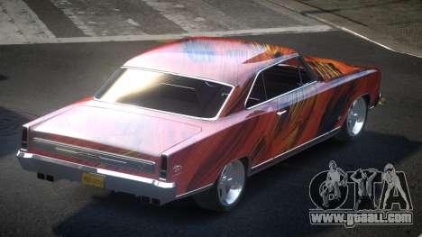 Chevrolet Nova PSI US S3 for GTA 4