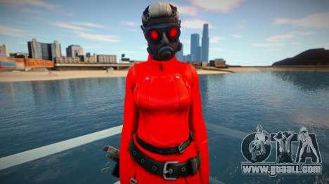 Bertha Red Resident Evil Operation Raccoon City for GTA San Andreas