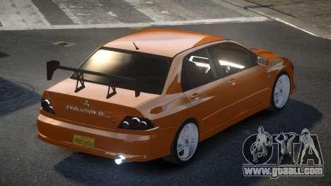 Mitsubishi Lancer VII PSI-U for GTA 4