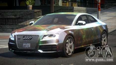 Audi RS5 BS-U S7 for GTA 4