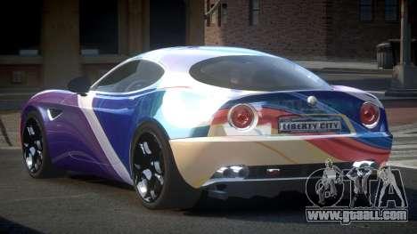 Alfa Romeo 8C US S7 for GTA 4
