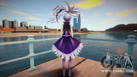 V Flower Vocaloid for GTA San Andreas