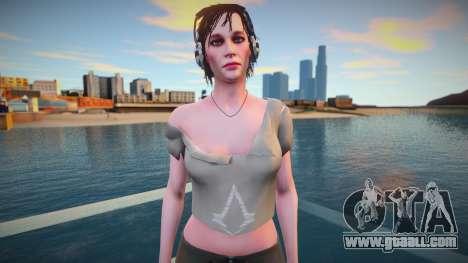 Rebecca Crane for GTA San Andreas