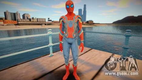 Iron Spider Armor v1 for GTA San Andreas
