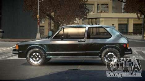 Volkswagen Rabbit GS S8 for GTA 4