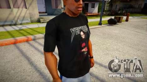 Yeezus T-Shirt for GTA San Andreas