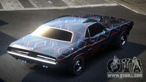 Dodge Challenger SP71 S5 for GTA 4