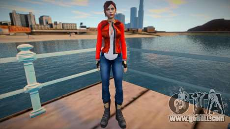 Claire Concept for GTA San Andreas