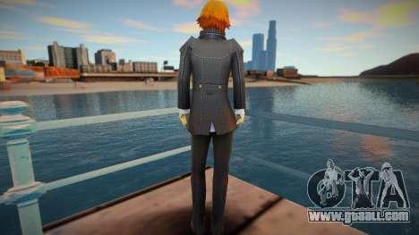 Yosuke from Persona 4 DAN for GTA San Andreas