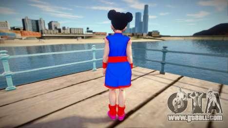 Chi-Chi from Dragon Ball Xenoverse 2 for GTA San Andreas