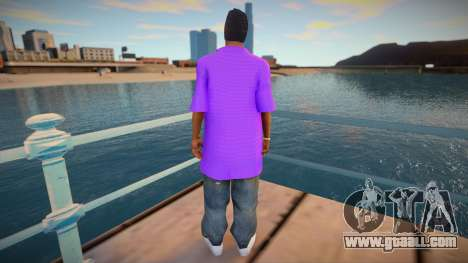 Ballas 3 for GTA San Andreas