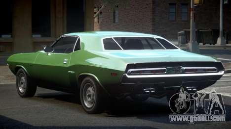 Dodge Challenger BS-U for GTA 4