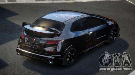 Honda Civic SP Type-R S4 for GTA 4