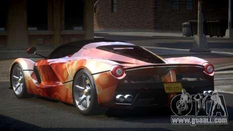Ferrari LaFerrari PSI-U S10 for GTA 4