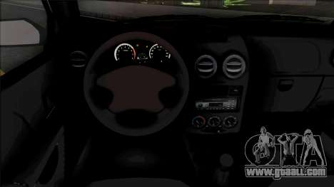 Saipa 131 Tuning for GTA San Andreas