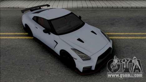 Nissan GT-R R35 Nismo for GTA San Andreas