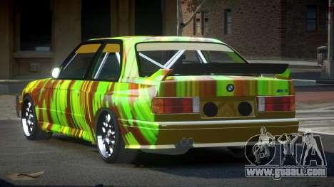 BMW M3 E30 GS-U S3 for GTA 4