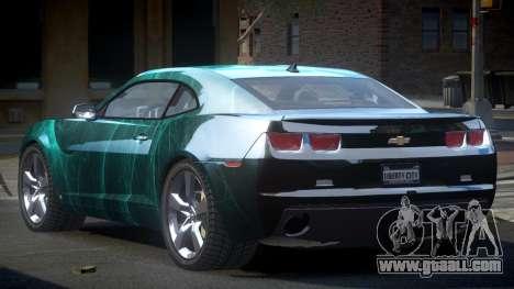 Chevrolet Camaro BS-U S10 for GTA 4