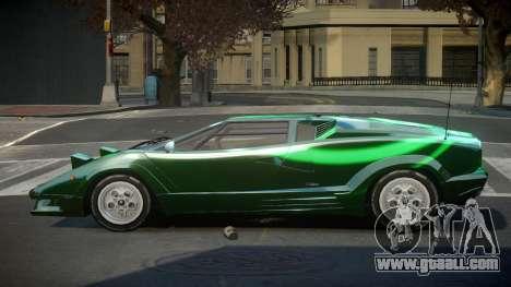 Lamborghini Countach GST-S S5 for GTA 4