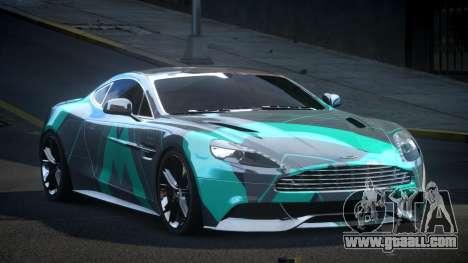Aston Martin Vanquish iSI S1 for GTA 4