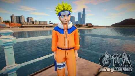 Naruto (good skin) for GTA San Andreas