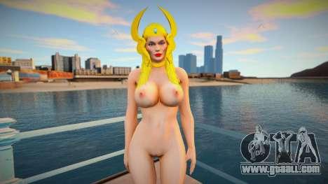 She-Ra for GTA San Andreas