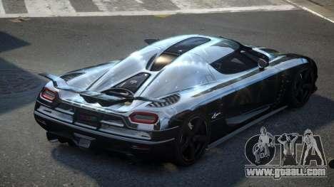 Koenigsegg Agera US S10 for GTA 4