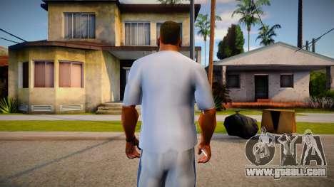 New T-Shirt - tshirtprored for GTA San Andreas