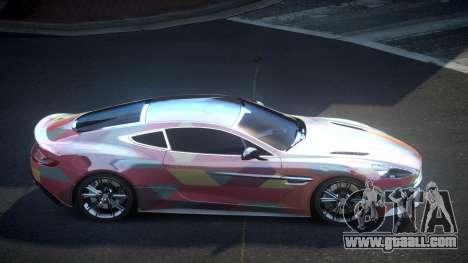 Aston Martin Vanquish iSI S5 for GTA 4