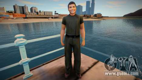 Chayanne for GTA San Andreas