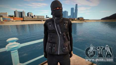Heists from GTA Online for GTA San Andreas